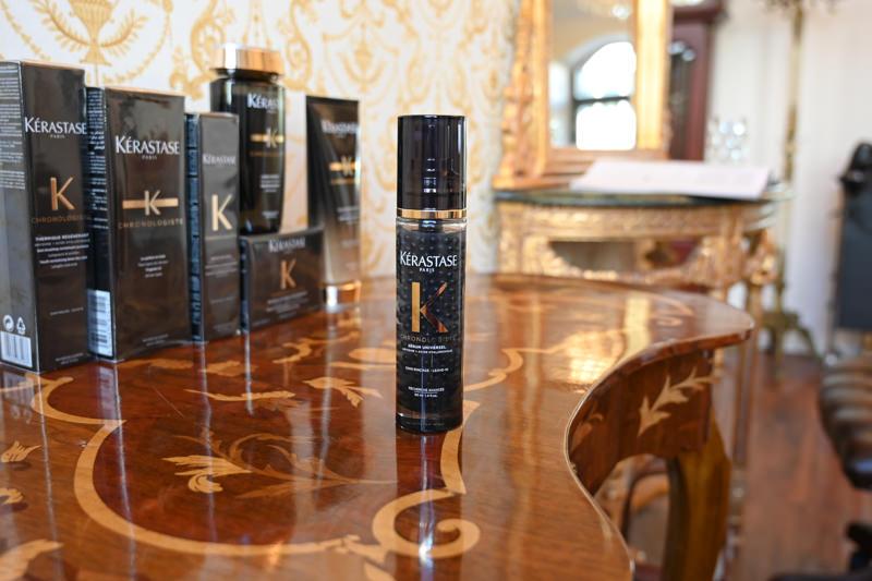 Das neue Kérastase Chronologiste Sérum Universel revitalisiert Ihre Haare